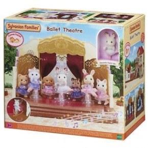 Sylvanian Families - Balett Teater