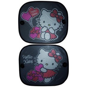 Kaufmann Solskydd - Hello Kitty 2-pack