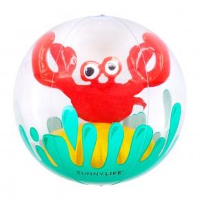 Sunnylife 3D-badboll- krabba