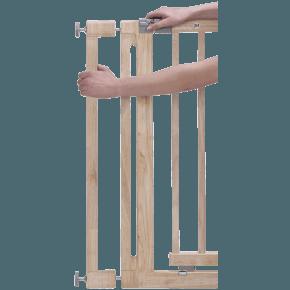 Safety 1st Förlägningsdel Easy Close Wood - Trä