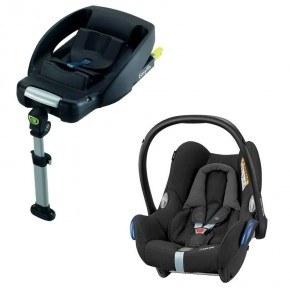 Maxi-Cosi CabrioFix Med Easyfix Base - Nomad Black