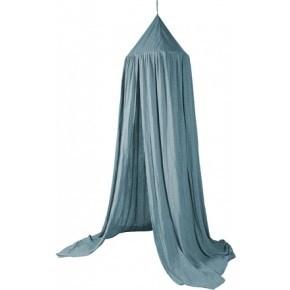 Sebra Sänghimmel - Blå