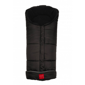 Kaiser Iglu Thermo Fleece Åkpåse - Svart