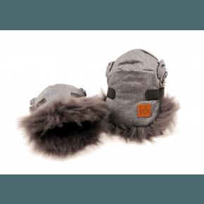 Kaiser Zottel Single Handvärmare - Grey/Antracit Melange