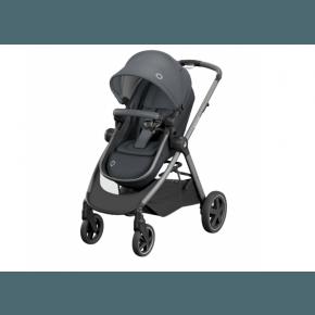 MAXI-COSI Zelia Essential Graphite 2-i-1 barnvagn
