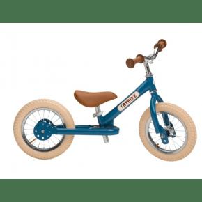 Trybike, balanscykel, 2 hjul - blå