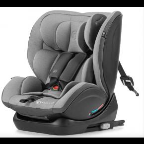 Kinderkraft MyWay bilbarnstol - grå