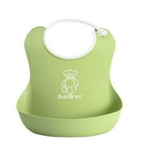 BabyBjörn Mjuk Haklapp - Grön