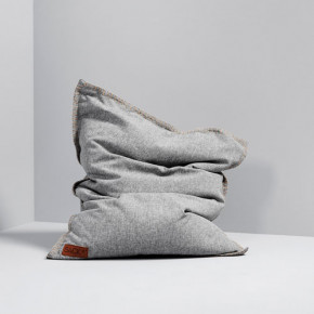 SACKit SQUAREit Cobana Junior säckstol - Light Grey