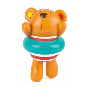 Hape Bath Swimmer Teddy Badleksak