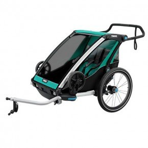 Thule Chariot Lite 2 Multisportvagn - Bluegrass