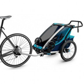 Thule Chariot Sport 1 Multisportvagn - Blue