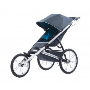 Thule Glide Joggingvagn - Dark Shadow