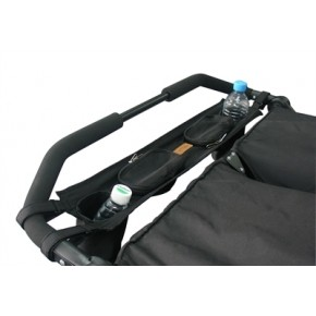 BabyTrold Förvaring Till Barnvagn - Svart