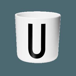 Design Letters AJ Melamin Kopp U