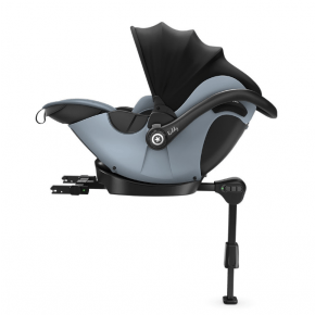Kiddy Evoluna i-Size 2 ink. Isofix Base - Polar Grey