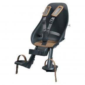 Urban Iki cykelstol fram - svart / brun