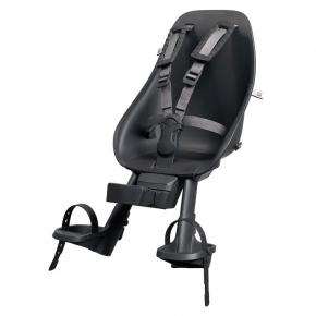 Urban Iki cykelstol fram - svart / svart