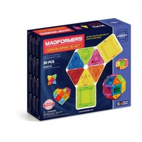 Magformers Byggsats 30 Window Basic Set