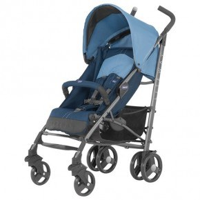 Chicco New Lite Way 2017 Sittvagn - Blue