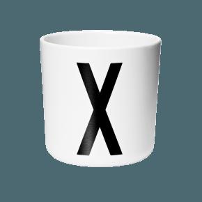 Design Letters AJ Melamin Kopp X