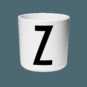 Design Letters AJ Melamin Kopp Z