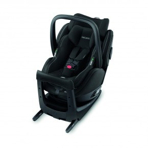 Recaro Zero 1 Elite Bilbarnstol - Performance Black