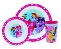 My Little Pony Spisesæt