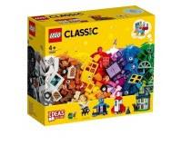 LEGO CLASSIC kreativa fönster - 11004