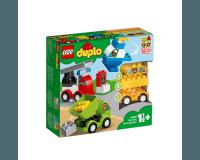 LEGO DUPLO, Mina första bilmodeller - 10886