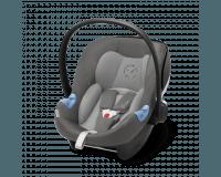 Cybex Aton M i-Size bilstol (2019) - Manhattan Grey