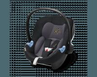 Cybex Aton M i-Size bilstol (2019) - Premium Black