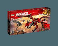 LEGO NINJAGO - Firstbourne - 70653