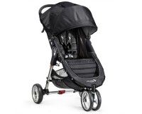 Baby Jogger City Mini - Svart/Grå