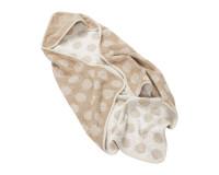 LEANDER Ekologisk luvtröja - cappucino