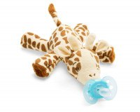 PHILIPS AVENT Snuggla giraff med napp