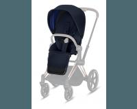 Priam säte - Indigo Blue Sittvagn