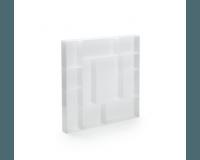 NEON LIVING låda 60x60x6 cm - klar