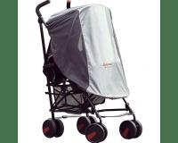 DIONO sol- och insektsnät för barnvagn och bilbarnstol