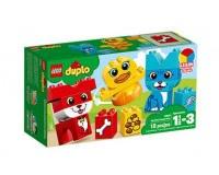 LEGO DUPLO Mitt Första Pussel Husdjur